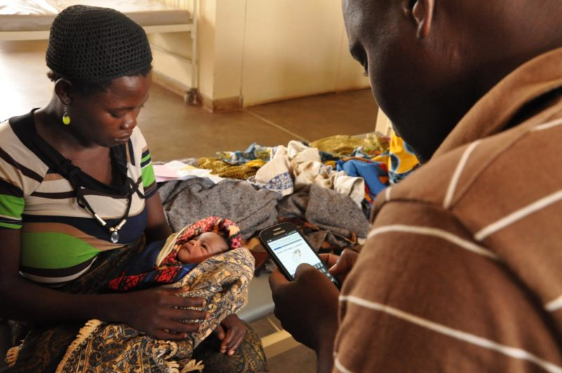 Mobile data collection tools allow for more interaction with beneficiaries
